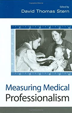 Measuring Medical Professionalism 9780195172263