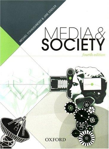 Media & Society 9780195562408