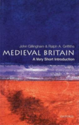 Medieval Britain: A Very Short Introduction 9780192854025