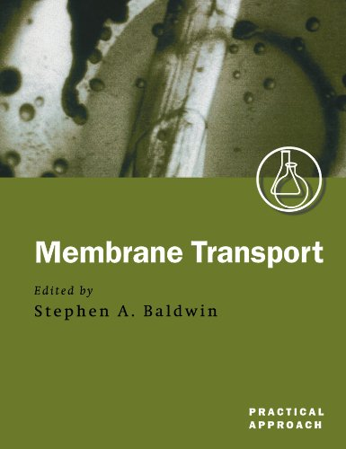 Membrane Transport: A Practical Approach 9780199637041