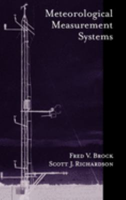 Meteorological Measurement Systems 9780195134513