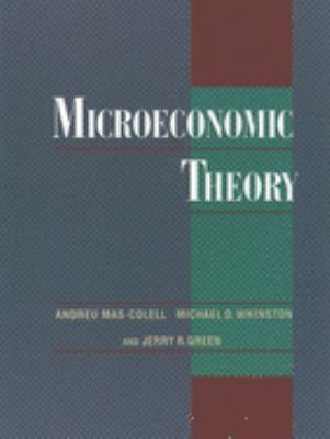 Microeconomic Theory 9780195073409