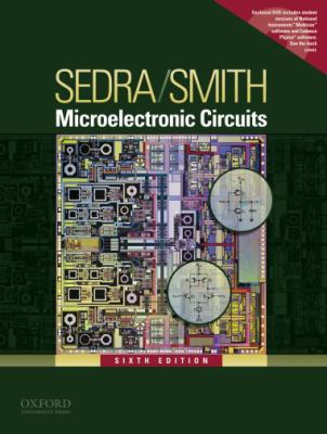 Microelectronic Circuits [With DVD] 9780195323030