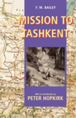 Mission to Tashkent 9780192803870