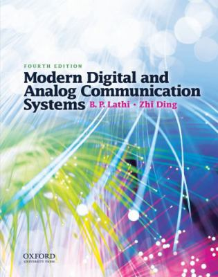 Modern Digital and Analog Communication Systems 9780195331455