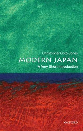 Modern Japan 9780199235698