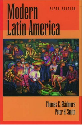 Modern Latin America 9780195129960