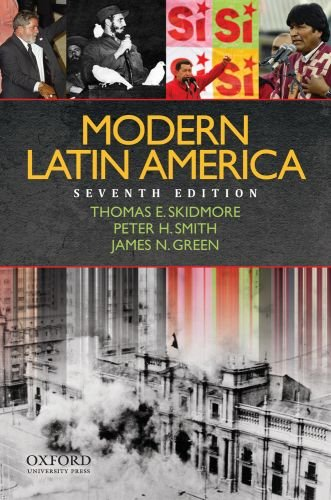 Modern Latin America 9780195375701