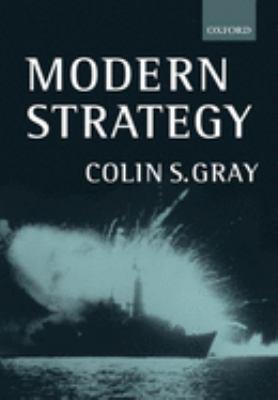 Modern Strategy 9780198782513