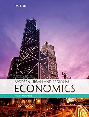 Modern Urban and Regional Economics 9780199582006
