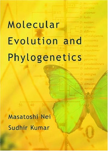 Molecular Evolution and Phylogenetics 9780195135855