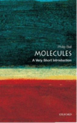 Molecules: A Very Short Introduction 9780192854308