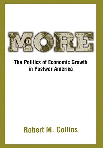 More: The Politics of Economic Growth in Postwar America 9780195046465