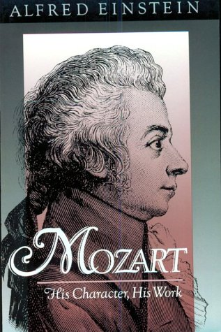 Mozart: His Character, His Work - Einstein, Alfred / Broder, Nathan / Mendel, Arthur