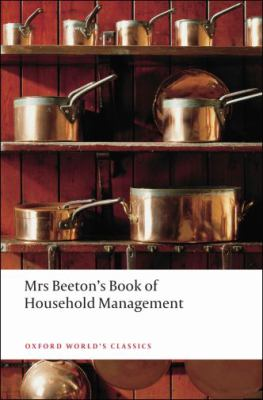 Mrs Beeton's Book of Household Management 9780199536337