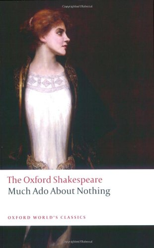 Much Ado about Nothing 9780199536115