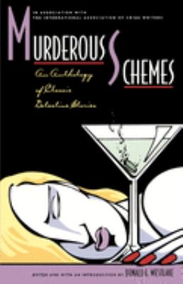 Murderous Schemes: An Anthology of Classic Detective Stories 9780195104875