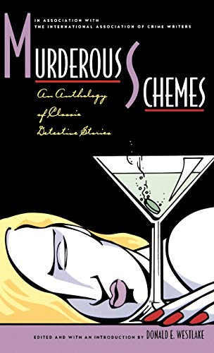 Murderous Schemes: An Anthology of Classic Detective Stories 9780195103212