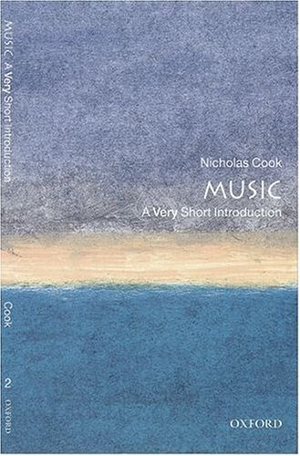 Music: A Very Short Introduction 9780192853820