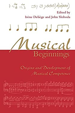 Musical Beginnings 9780198523321