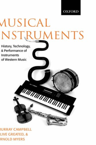 Musical Instruments : History, Technology, and Performance of Instruments of Western Music