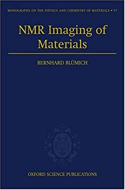 NMR Imaging of Materials 9780198506836