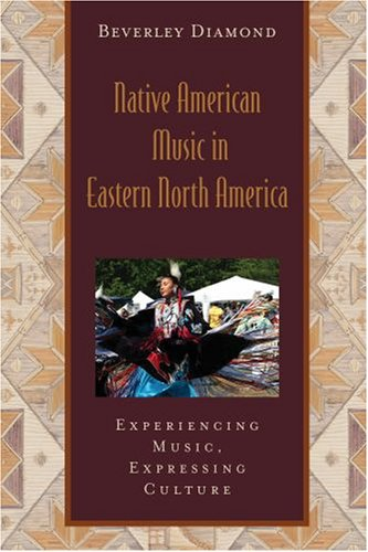 Native American Music in Eastern North America: Experiencing Music, Expressing Culture [With CD] 9780195301045