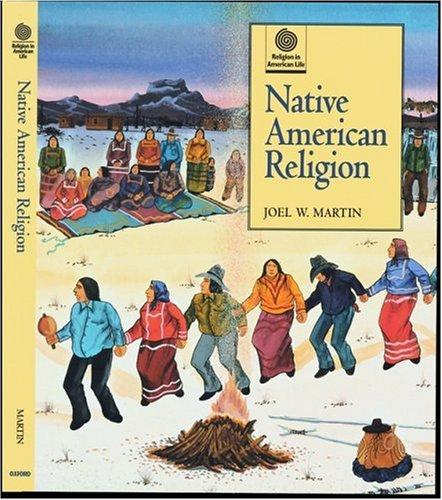 Native American Religion 9780195110357