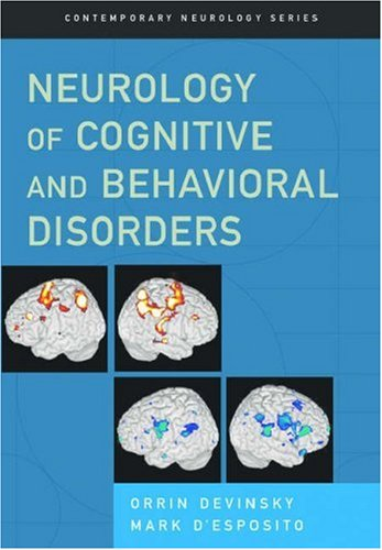 Neurology of Cognitive and Behavioral Disorders 9780195137644