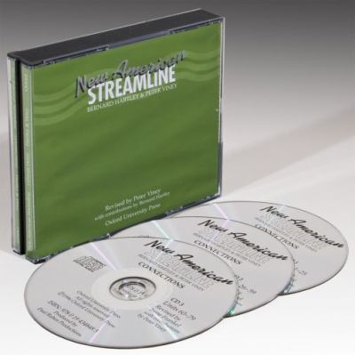 New American Streamline Connections - Intermediat: Connections Compact Discs (3) 9780194348485