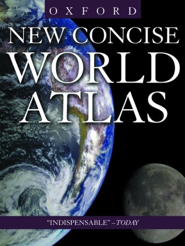 New Concise World Atlas 9780195219838