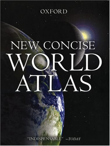 New Concise World Atlas 9780195320152