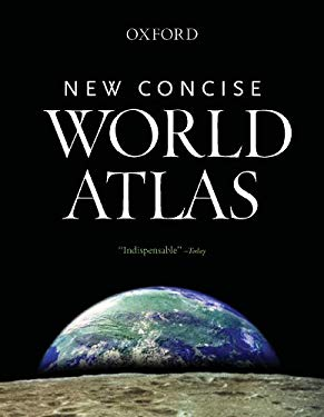 New Concise World Atlas 9780195393293