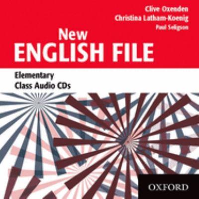 New English File 9780194384308