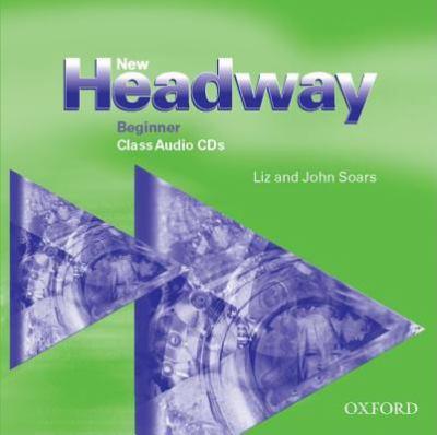 New Headway: Beginner: Class Audio CDs 9780194376389