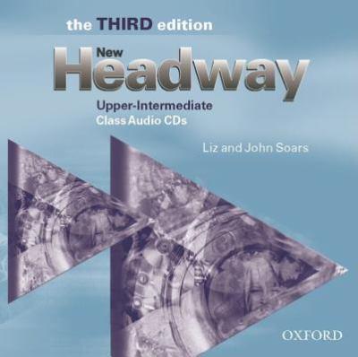 New Headway: Upper-intermediate: Class Audio CDs (2) 9780194393072