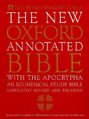 New Oxford Annotated Bible 9780195283754