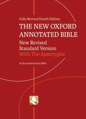 New Oxford Annotated Bible-NRSV 9780195289565