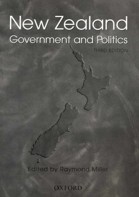 New Zealand: Government and Politics 9780195584646