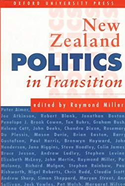 New Zealand Politics in Transition 9780195583397
