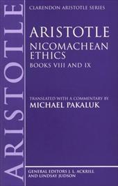 Nicomachean Ethics: Books VIII and IX