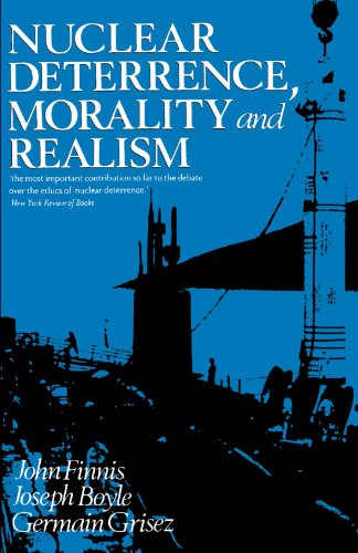 Nuclear Deterrence, Morality and Realism 9780198247913