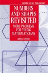 Numbers and Shapes Revisited: More Problems for Young Mathematicians