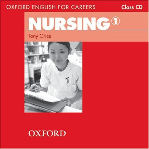 Nursing 1: Class CD 9780194569811