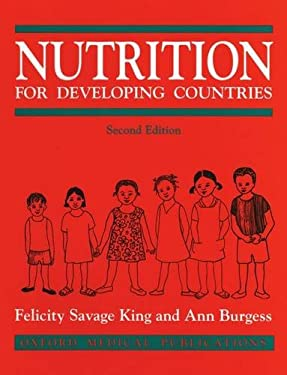Nutrition for Developing Countries 9780192622334
