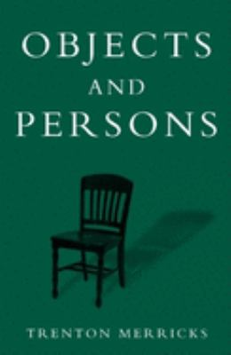 Objects and Persons 9780199266319