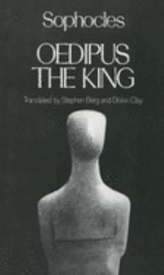 Oedipus the King: Sophocles 9780195054934