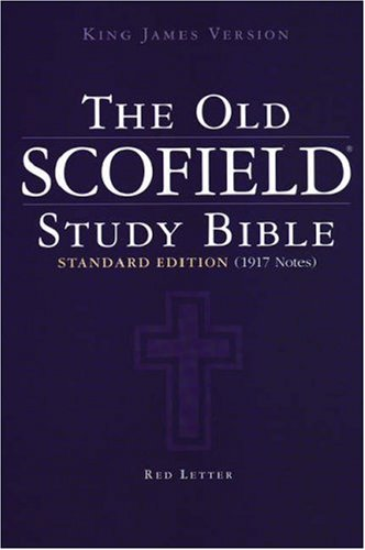 Old Scofield Study Bible-KJV-Standard 9780195274684
