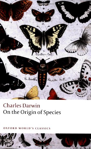 On the Origin of Species 9780199219223