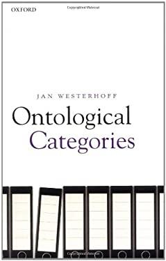 Ontological Categories 9780199285044